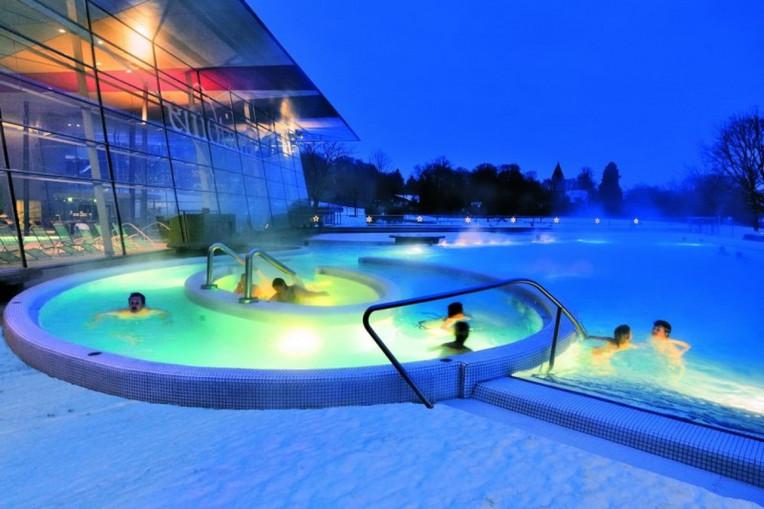 O que fazer em Konstanz, na Alemanha - Thermal Bodensee Spa