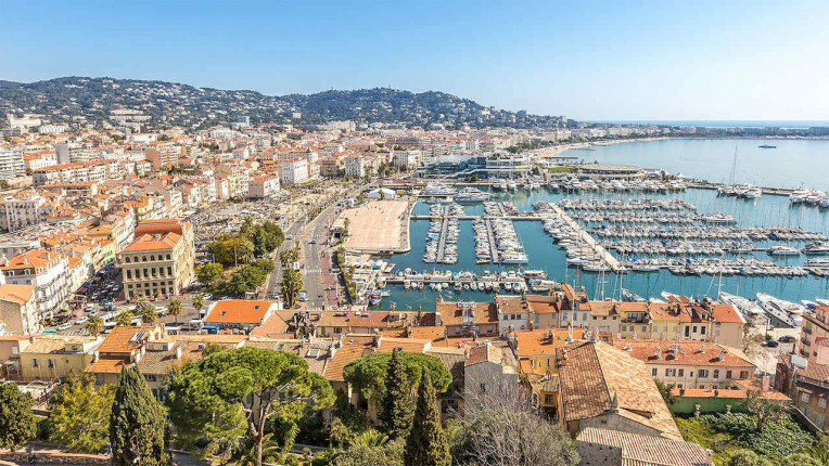 Riviera Francesa - O que fazer na Costa Azul da Franca - Cannes