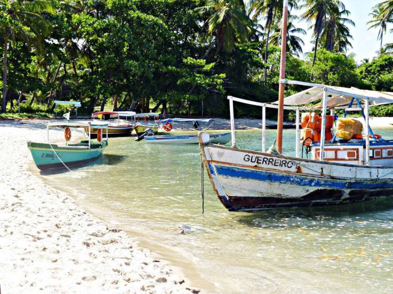 Boipeba - Bahia - Praia da Ponta dos Castelhanos