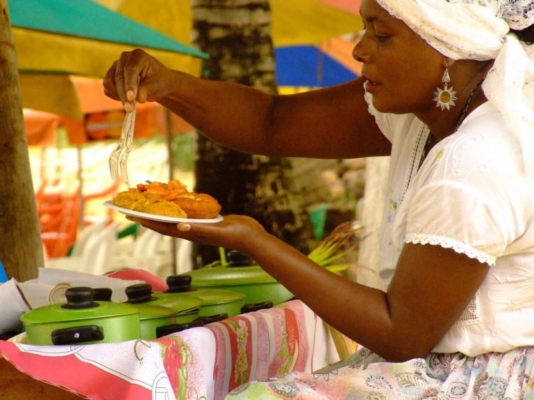Onde comer em Boipeba - Culinária baiana em Boipeba - Bahia