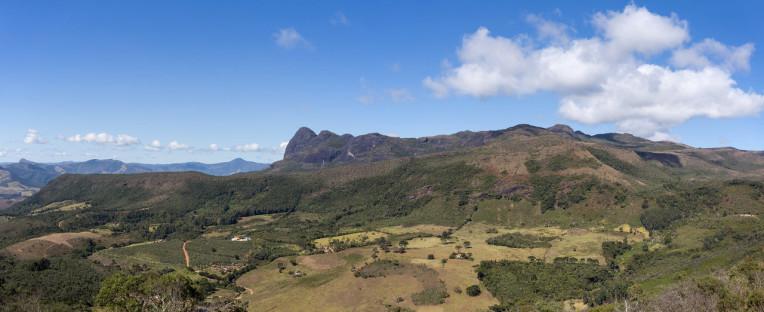 Camping em Minas Gerais - Pico do Papagaio - Aiuruoca