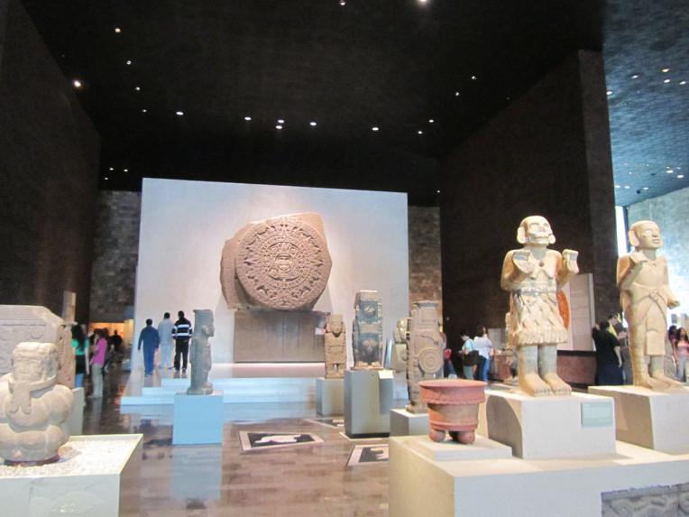 O que fazer na Cidade do México - Museu de Antropologia