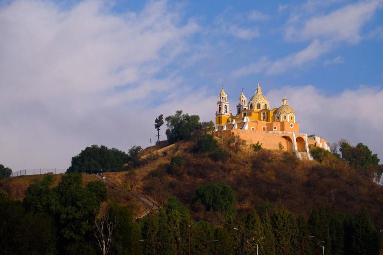 O que fazer na Cidade do México - Puebla e Cholula