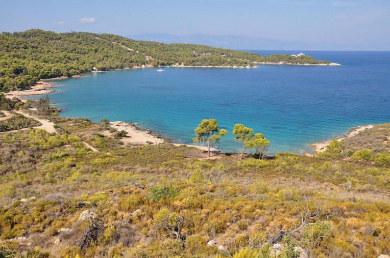 Cidades europeias menos visitadas - Spetses Grecia