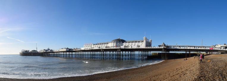 Viagem para Europa - Brighton Reino Unido