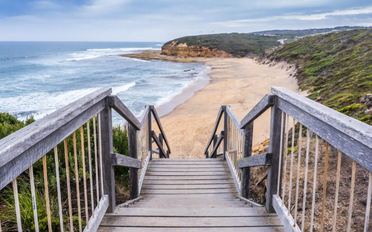 Australia - Great Ocean Road - Bells Beach