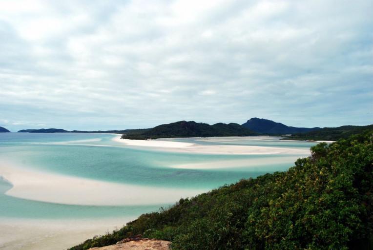 Lugares Imperdíveis Austrália - Whitheaven
