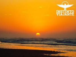 ilha comprida nascer do sol