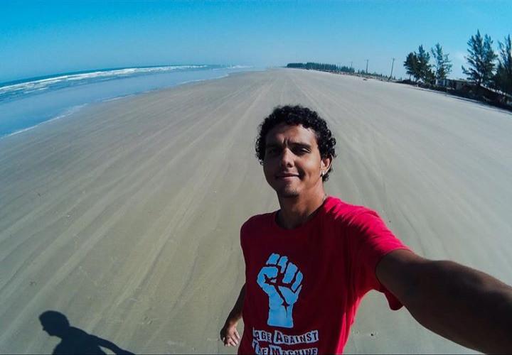 Ponta da Praia, Ilha Comprida/SP.