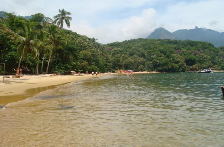 Abraãozinho, Ilha Grande, Brasil