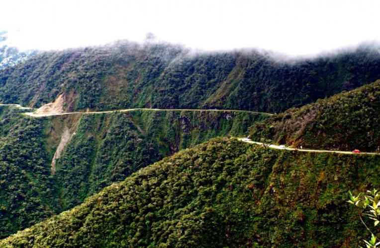 A estrada mais perigosa do mundo - Bolívia