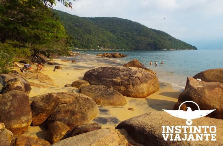 Praia Preta, Ilha Grande/RJ
