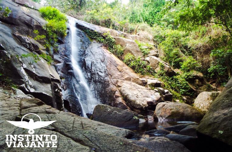 Cachoeira da Feiticeira, Ilha Grande/RJ