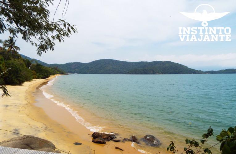 Praia de Perequê, Ilha Grande/RJ