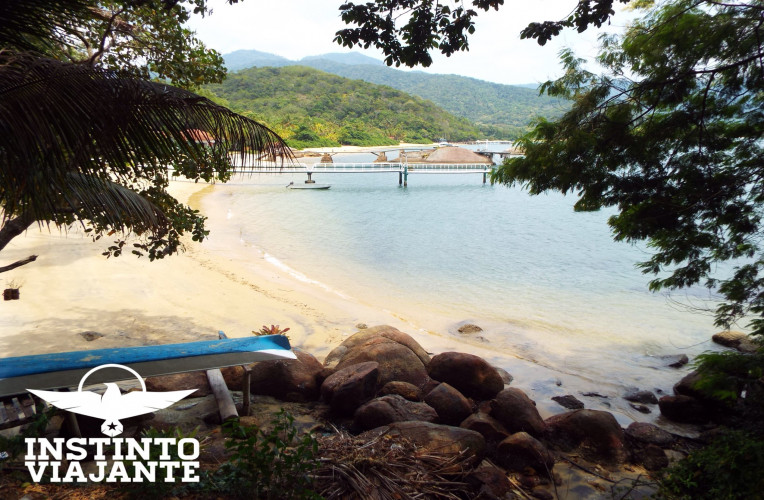 Praia da Camiranga, Ilha Grande/RJ