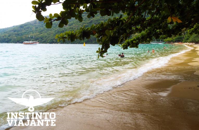 Praia de Freguesia de Santana, Ilha Grande/RJ