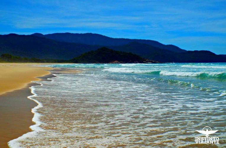 Praia de Sul, Ilha Grande/RJ