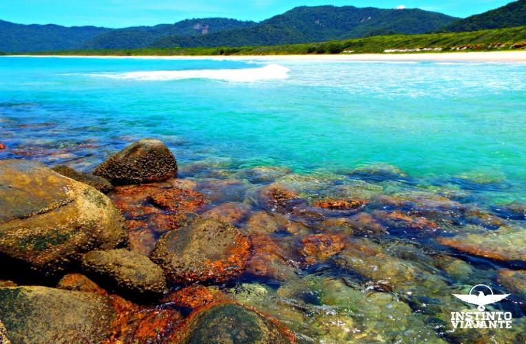 A fantástica Praia de Leste, Ilha Grande/RJ