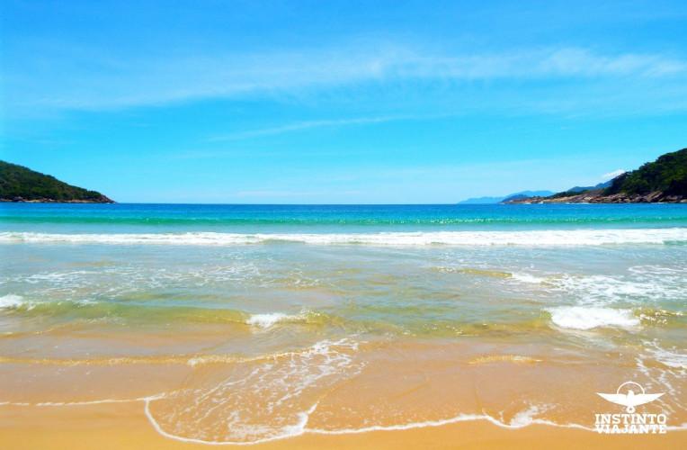 Praia da Parnaioca, Ilha Grande/RJ