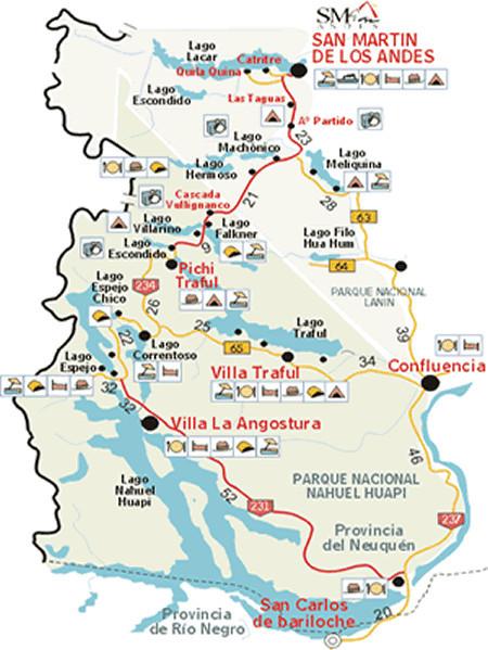 ruta_de_los_7_lagos_argentina_mapa