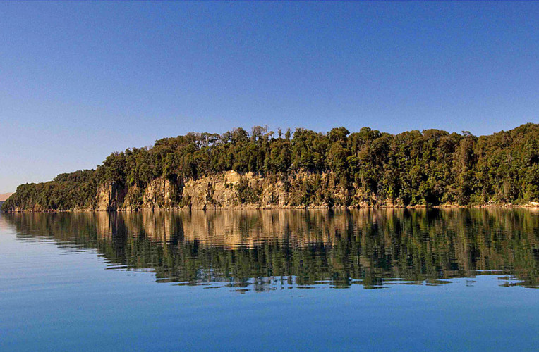 villa la angostura lago
