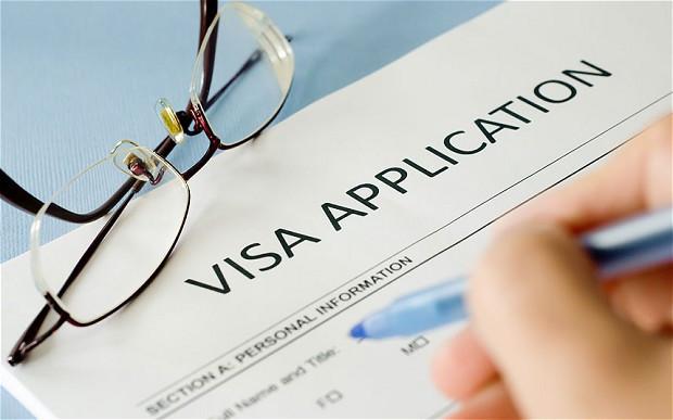Países que precisam de visto