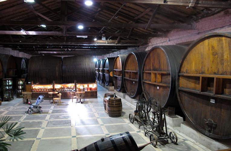 Bodega La Rural, que abriga um grande e importante museu do vinho, em Mendoza, Argentina. Foto: visiongourmet.com.ar