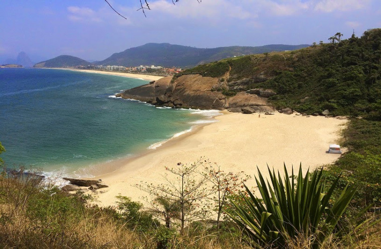 Praia do Sossego, Niterói-RJ
