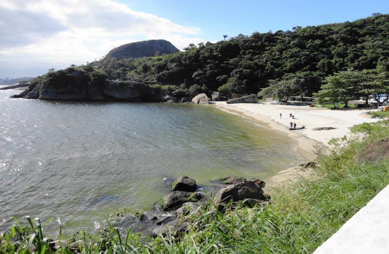 Praia de Adão e Eva, Niterói-RJ
