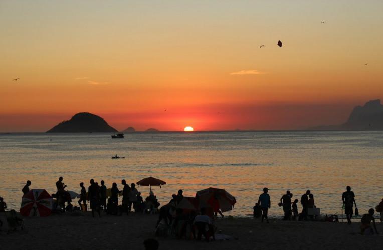 Praia de Itaipu, Niterói-RJ