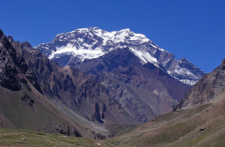 Monte Aconcágua, Mendoza, Argentina